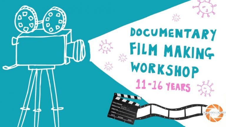 Film course for young people at Torquay Museum as part of ERFF