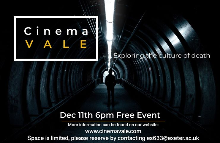 death in different cultures is explored in cinemavale